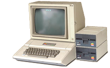 system icon for apple2