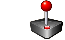 system icon for arcade