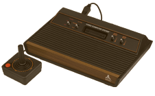 system icon for atari2600