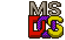 system icon for dos