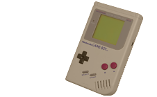 system icon for gameboy