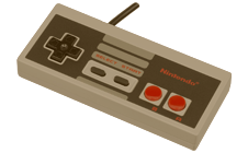 system icon for nes