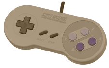 system icon for snes
