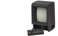 system icon for vectrex