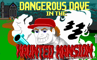 Dangerous Dave 2 for DOS