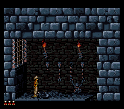 Prince of Persia for SNES